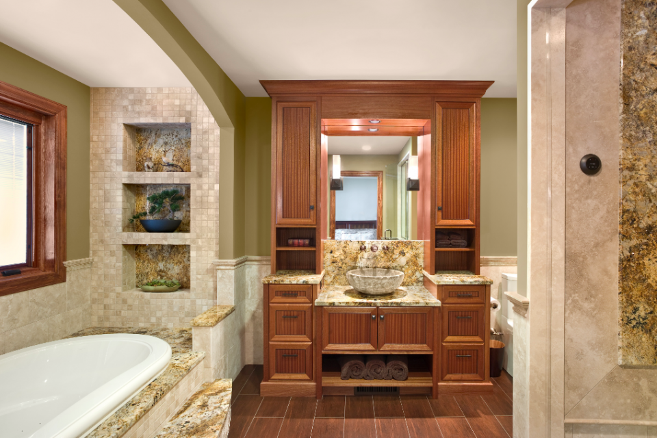 4 Features to Consider for Your Pittsburgh Master Bathroom Renovation